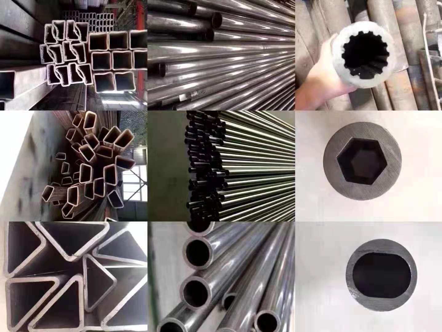 冷拔异型钢管-六角钢管-八角钢管-椭圆钢管-锥形钢管-睢宁六角钢管生产厂家